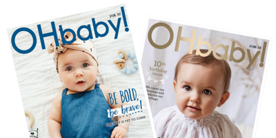 Creative Coping as featured in OHbaby
